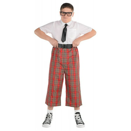 Nerd Costume Child Costume - One Size