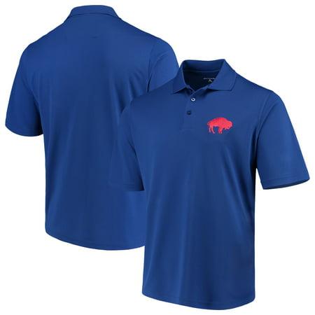 Buffalo Bills Antigua Throwback Pique Polo -