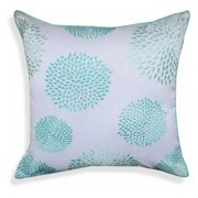 A1 Home Collections Tamara Pastel Blue Floral Throw Pillow
