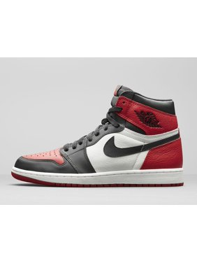 7d70df1e13d7a5 Product Image Kids Air Jordan 1 Retro High OG GS Bred Toe Gym Red Black  Summit White