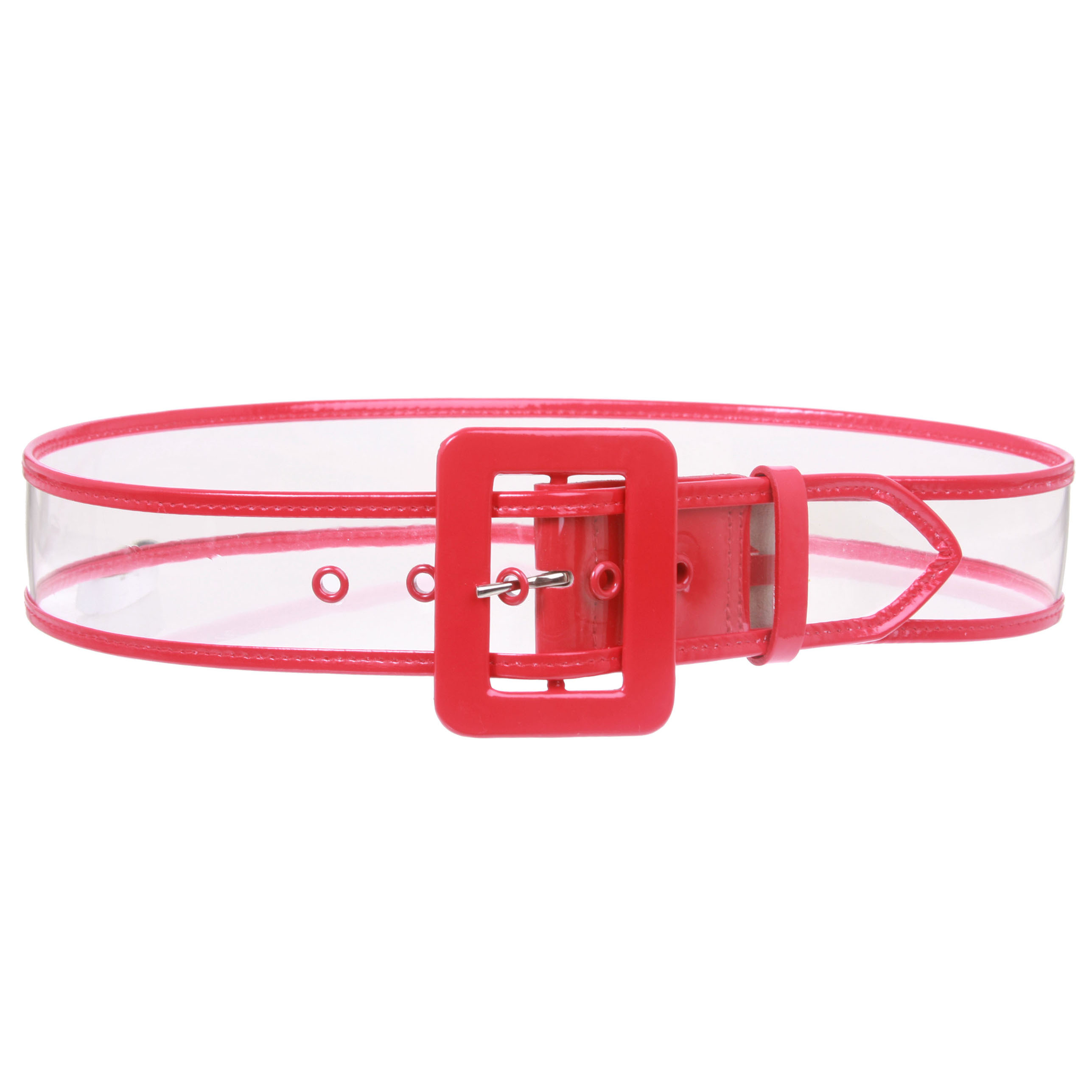 2 width Fun Candy Color Jelly Belt