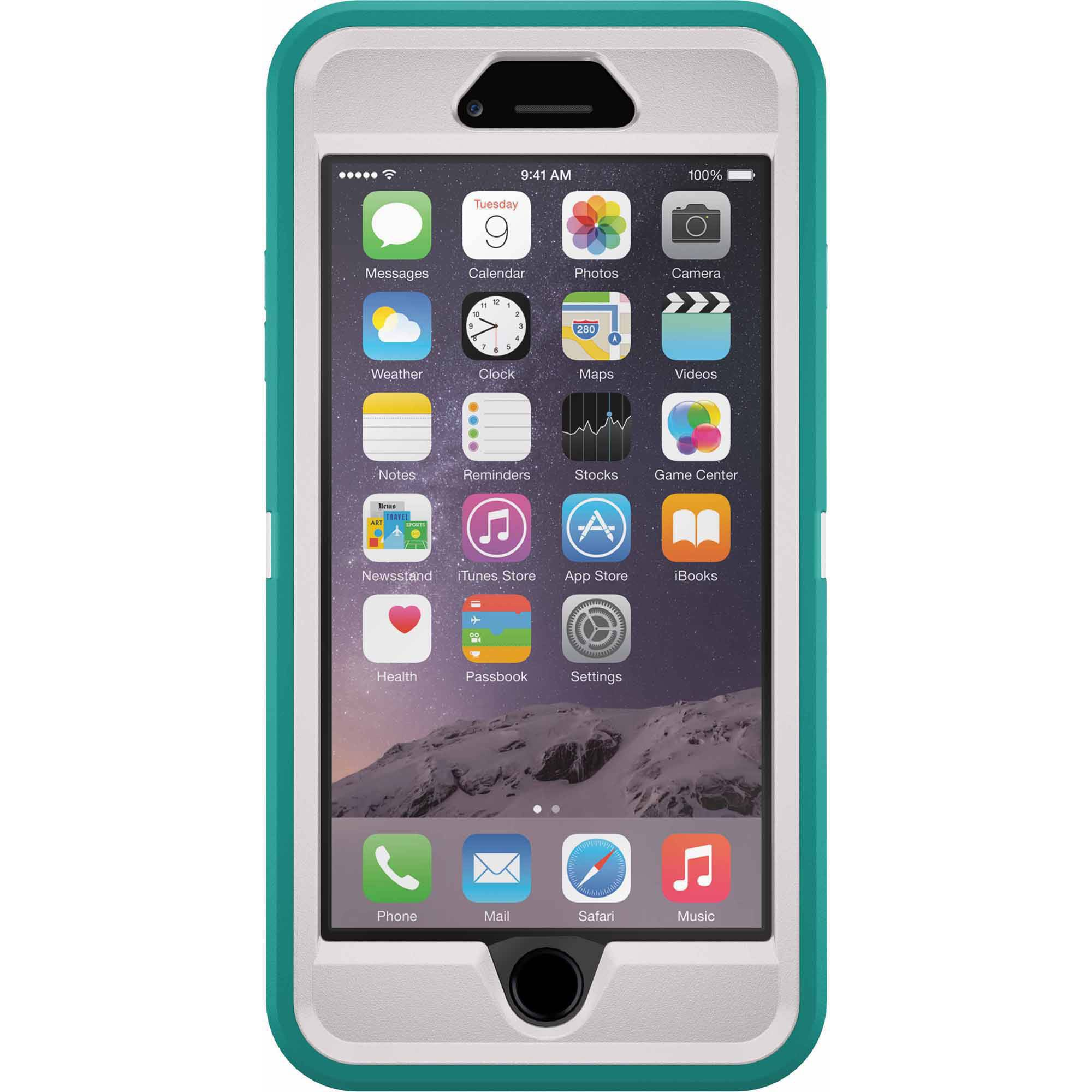 best loved f6793 57077 iPhone 6 plus/6s plus Otterbox defender case