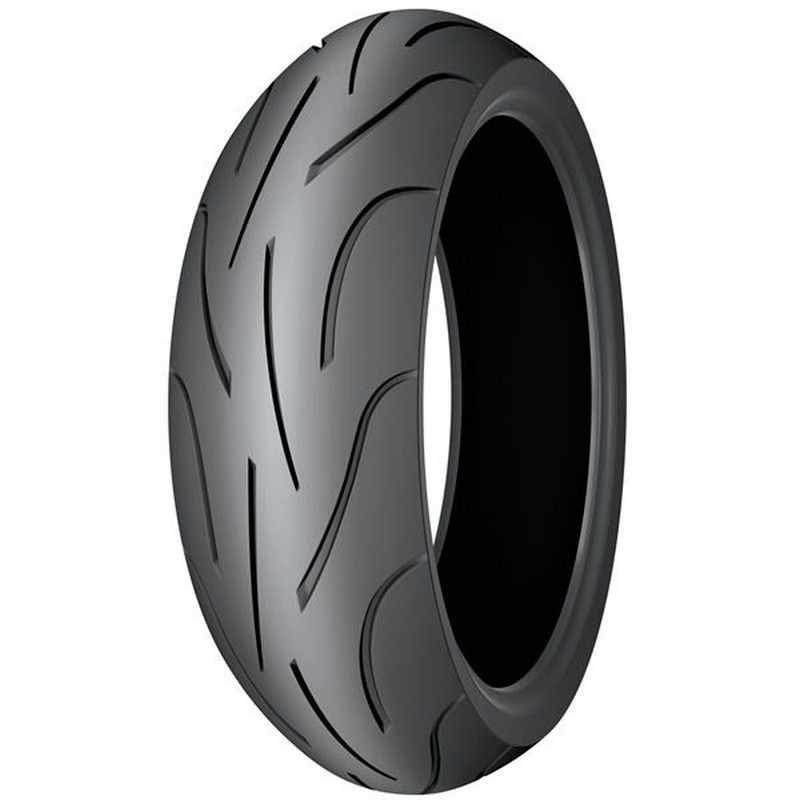 Michelin Pilot Power 2CT Two Compound Radial Rear Tire 16...