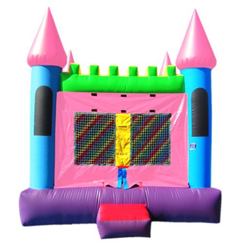Kidwise Pink Castle 2 Bounce House