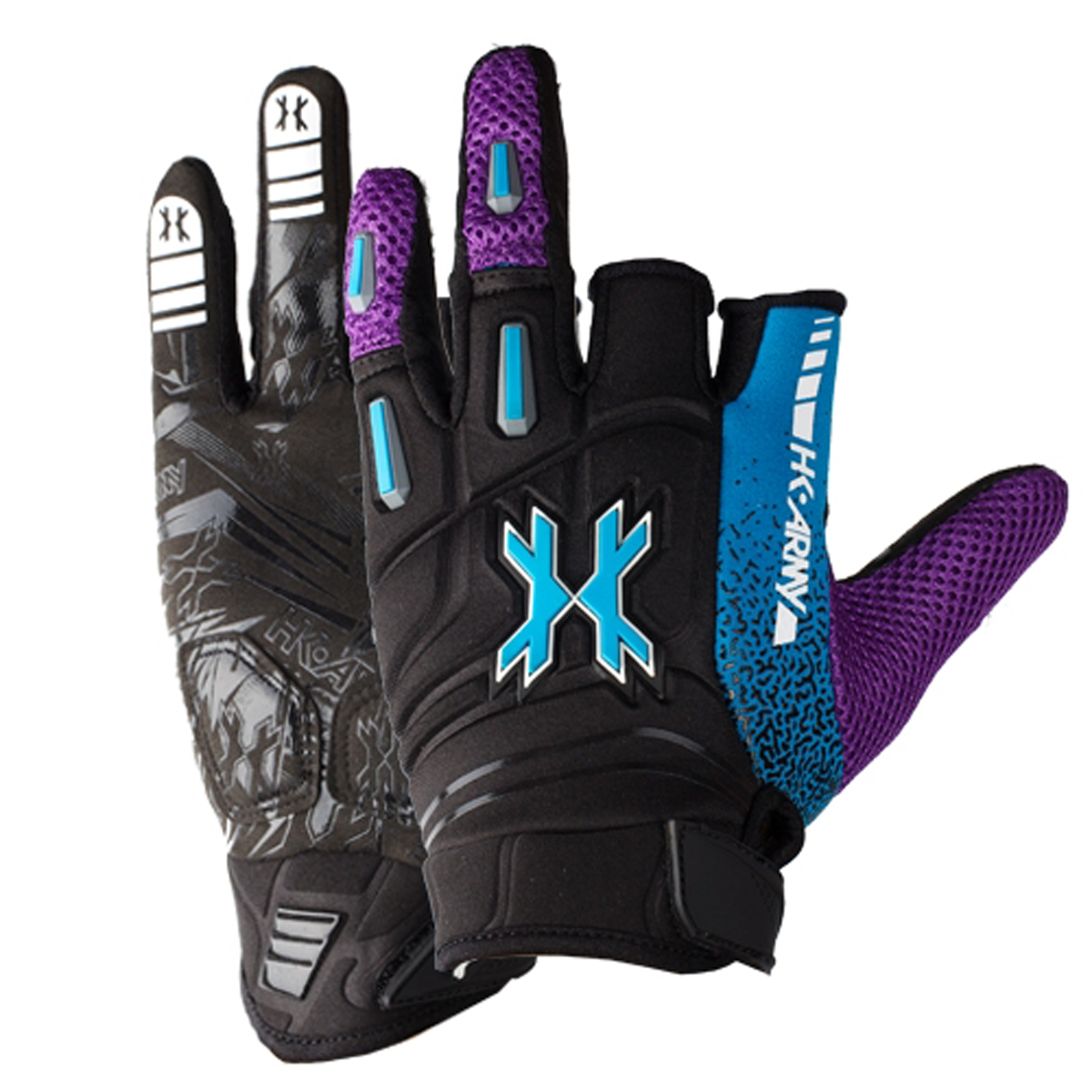 HK Army Paintball Pro Gloves - Arctic