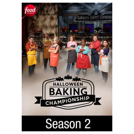 Halloween Baking Championship: Cravings From the Grave (Season 2 ...