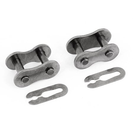 - Motorbike Motorcycle 420 Non Ring Chain Master Joint Links Clip 2pcs