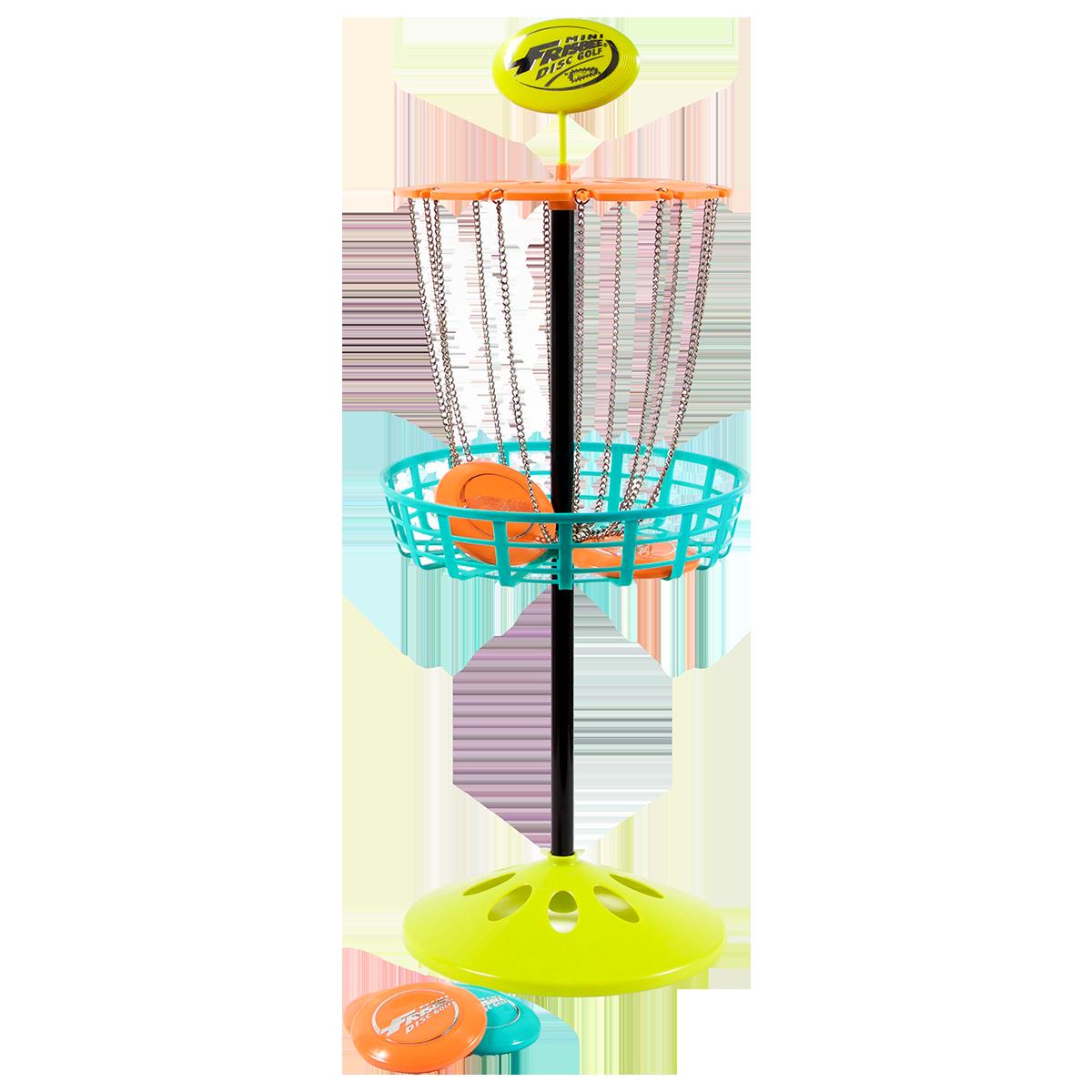 Mini Frisbee Golf Set Walmart Com