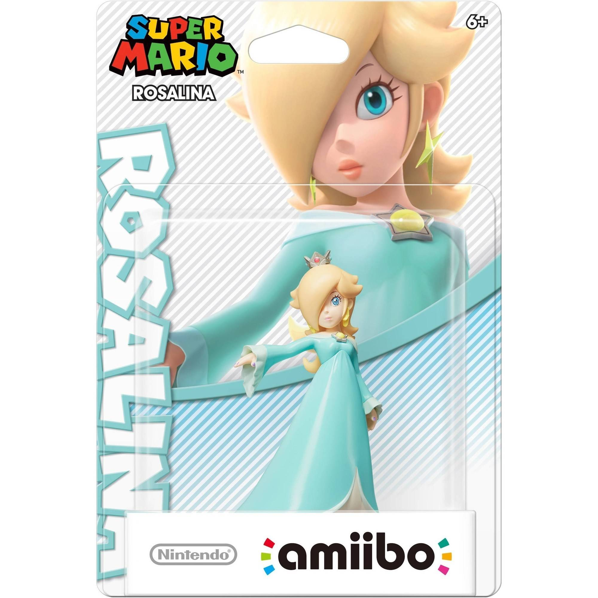 Rosalina, Super Mario Series, Nintendo amiibo, NVLCABAJ by Nintendo
