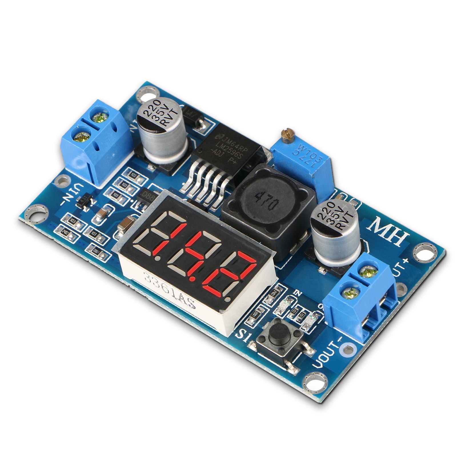 TSV DC Voltage Converter Step Down Regulator Digital Voltage Transformer