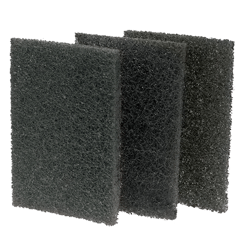 Royal Black Grill Cleaning Pad, Package of 10