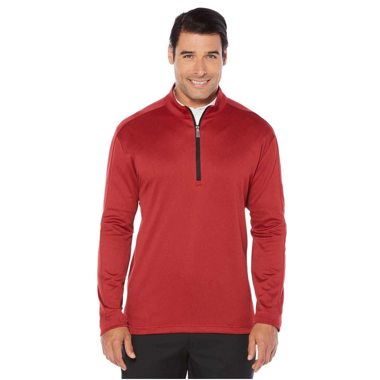 Golf Opti-Thermal 1/4 Zip Mock Pullover
