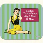 Fiddlers Elbow m30 Explain To Me Mouse Pad, Pack Of 2