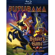 Futurama: Bender's Game (Blu-ray) by NEWS CORPORATION
