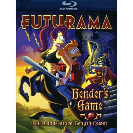 Futurama: Bender's Game (Blu-ray)
