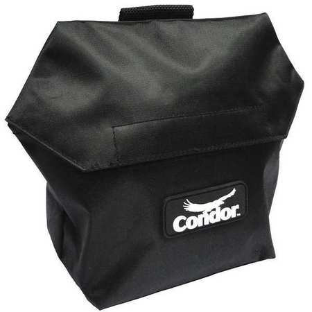 Condor  25F570 Black Respirator Storage Bag