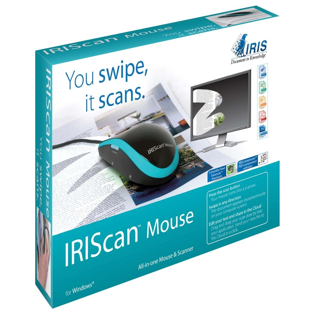 IRIS IRIScan Mouse