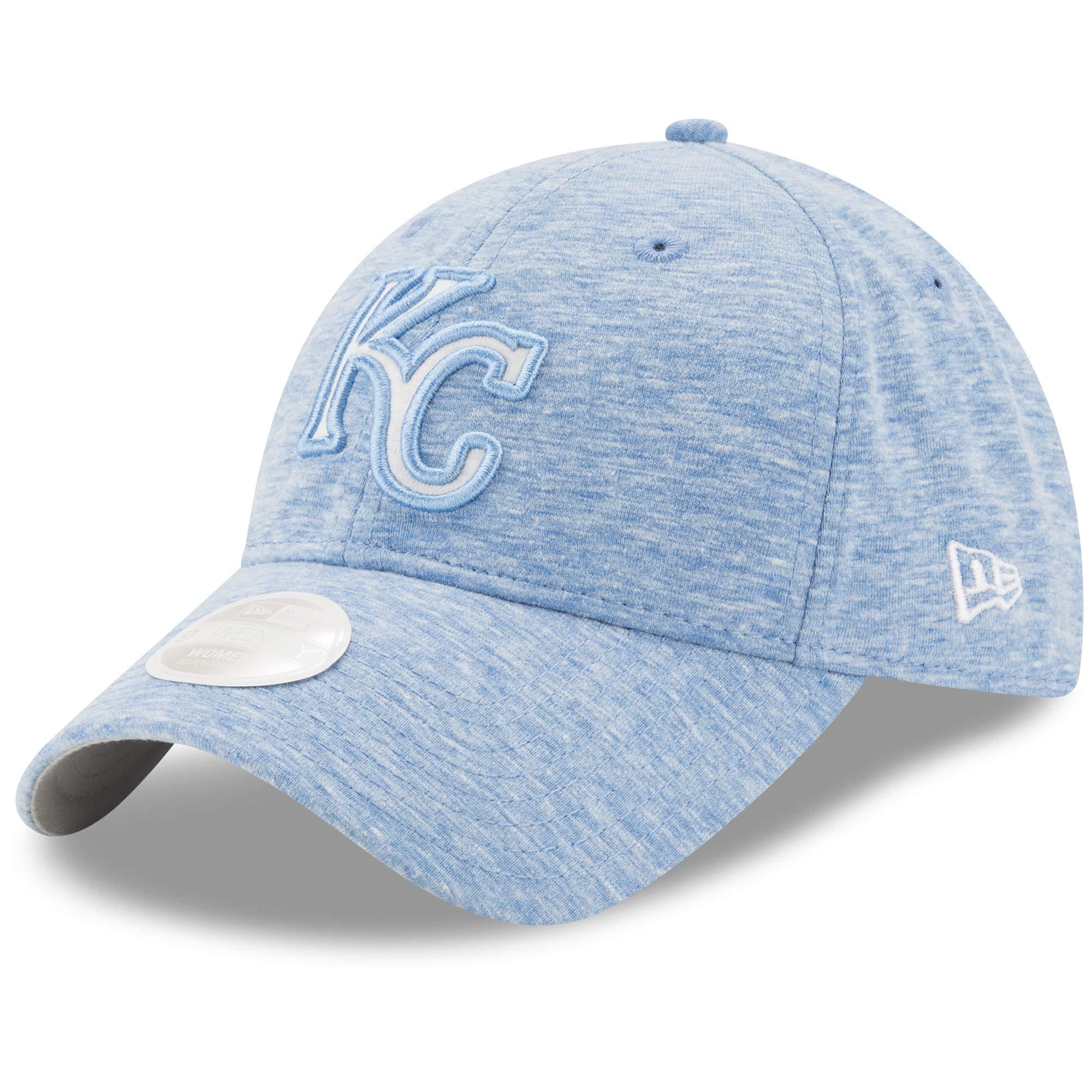 buy popular a68af a027d ... buy kansas city royals new era womens team multi tone 9twenty  adjustable hat royal osfa b6850