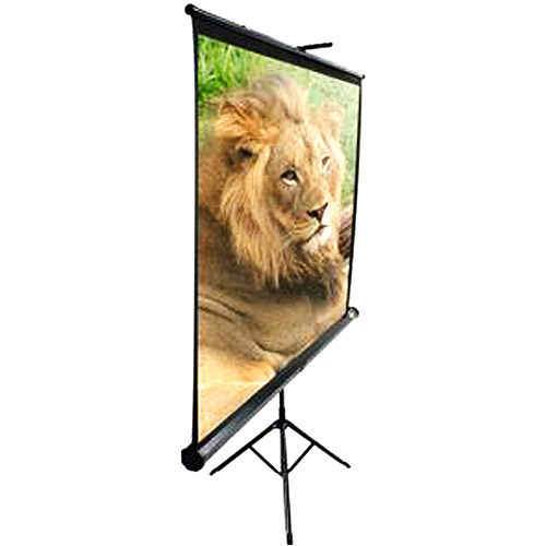 Elite T71UWS1 Screens Tripod Projection Screen