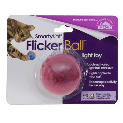 Smarty Kat: Light Flicker Ball Toy, 1 Ct