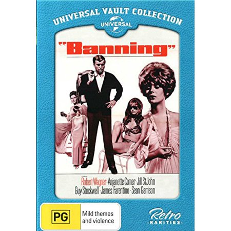 Banning [ NON-USA FORMAT, PAL, Reg.4 Import - Australia (Non Prescription Ray Bans)