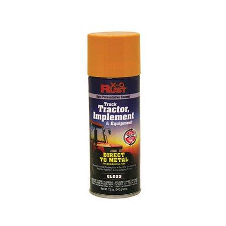 True Value Mfg TTA29-AER Rust-Preventative Enamel, Paint & Primer for Metal, Truck, Tractor, Implement & Equipment, Cub