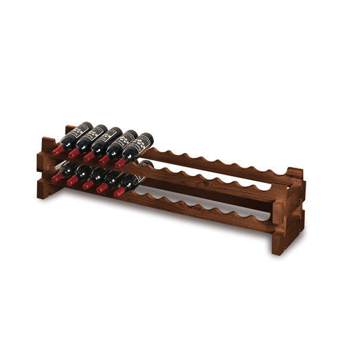 Wine Enthusiast 26 Bottle Wine Rack