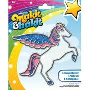 Makit & Bakit Suncatcher Kit Pegasus