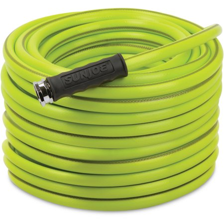 "Aqua Joe Heavy-Duty 1/2"" x 100' Garden Hose"