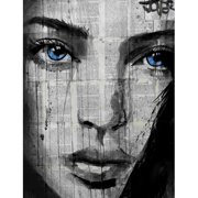 TAF DECOR Winters Way by Loui Jover Graphic Art on Wrapped Canvas