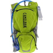 Camelbak Rogue Cycling Hydration Pack Backpack - Lime Punch / Silver