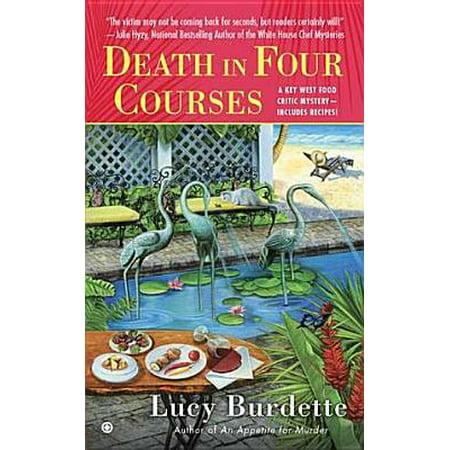 Death in Four Courses - eBook
