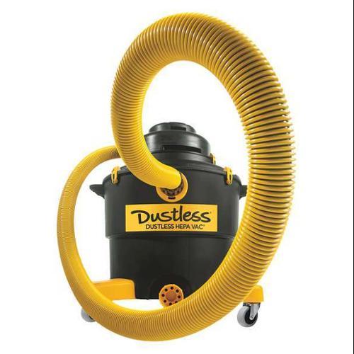 "20"" Wet/Dry Vacuum, Dustless Technologies--Love Less Ash Co, D1606"
