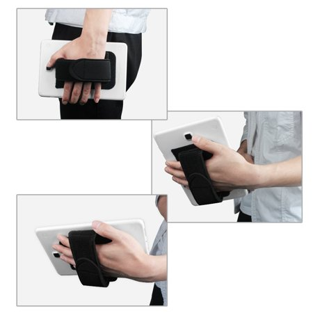 """Fintie Universal Tablet Stand Adjustable Hand Strap Holder for 7""""-11"""" iPad / Samsung / RCA / Cambio / Onn Tablets - image 1 de 6"""