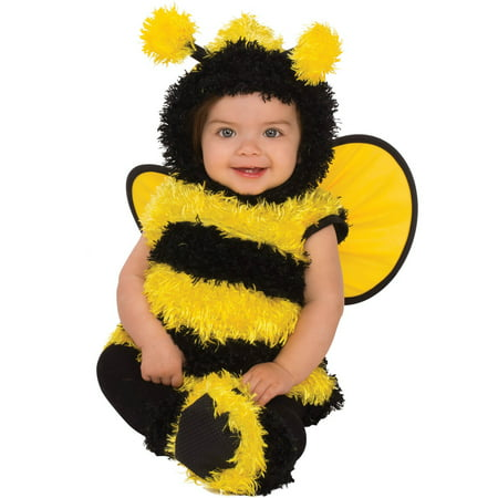 Cute Bumble Bee Halloween Costume (Baby Bumble Bee Costume)