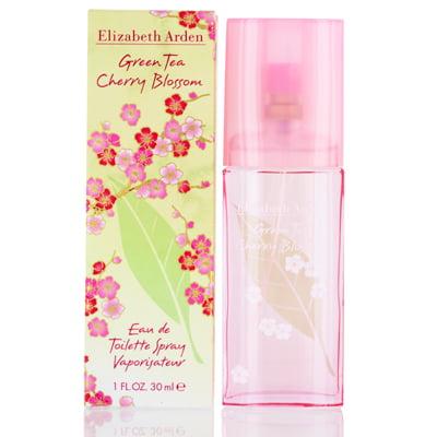 GREEN TEA CHERRY BLOSSOM/ELIZABETH ARDEN EDT SPRAY 1.0 OZ (30 ML) (W)