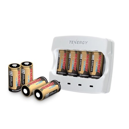 Arlo Certified Tenergy 3 7v Arlo Battery Fast Charger And