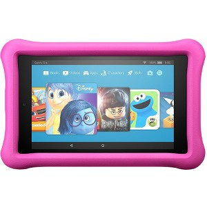 """Amazon All-New Fire HD 8 8"""" 32GB Kids Edition Tablet - Pink"""