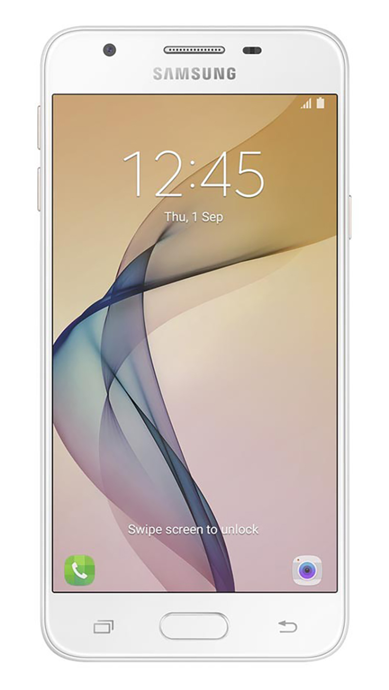 Samsung Galaxy J5 Prime G570M Unlocked GSM 4G LTE Quad-Core Phone w  13MP Camera White by Samsung