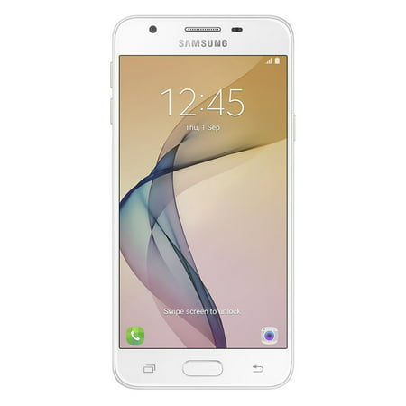 Samsung Galaxy J5 Prime G570m Unlocked Gsm 4G Lte Quad Core Phone W  13Mp Camera   White