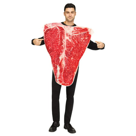 Piece of Meat Adult Halloween Costume - Halloween Nz