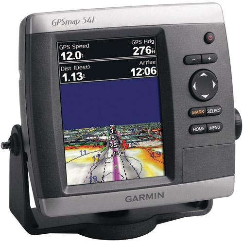Garmin GPSmap 541 Series GPS Receiver