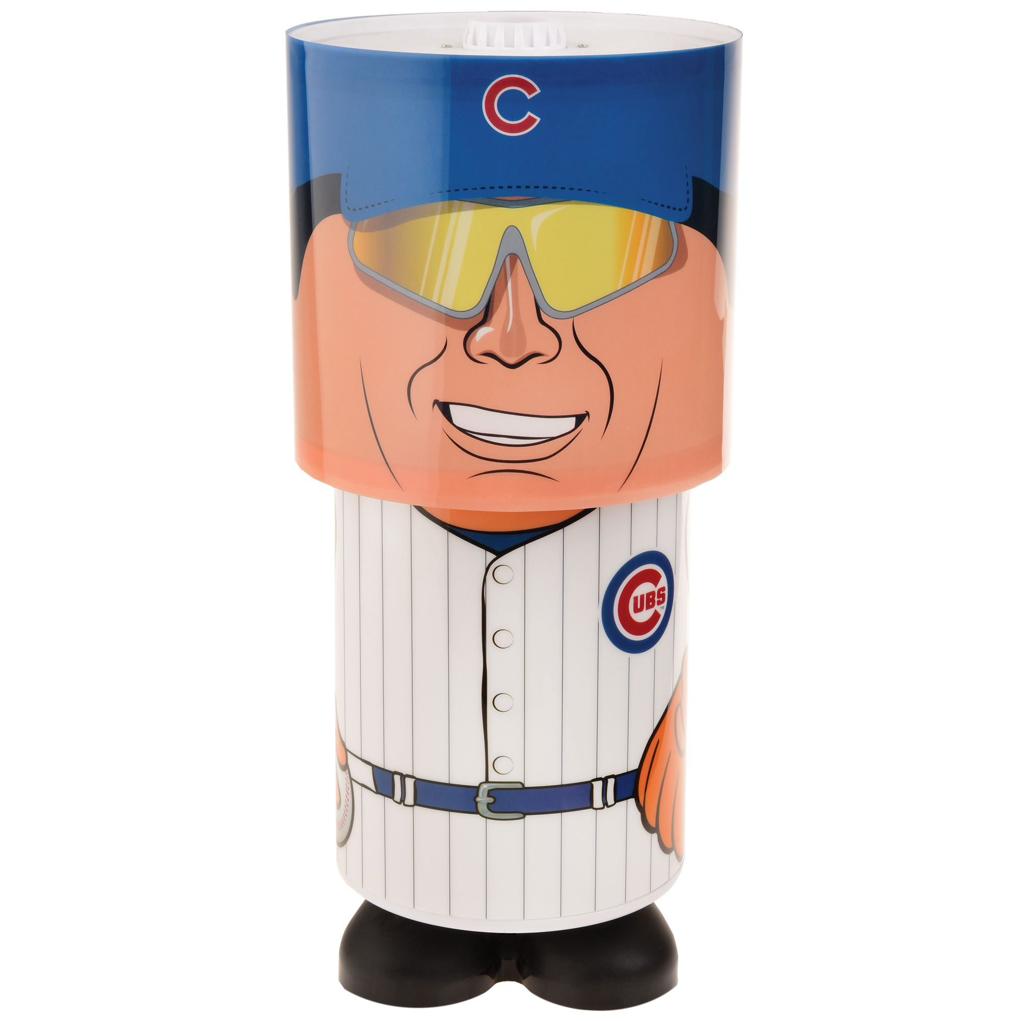 Chicago Cubs Rotating Desk Lamp - No Size