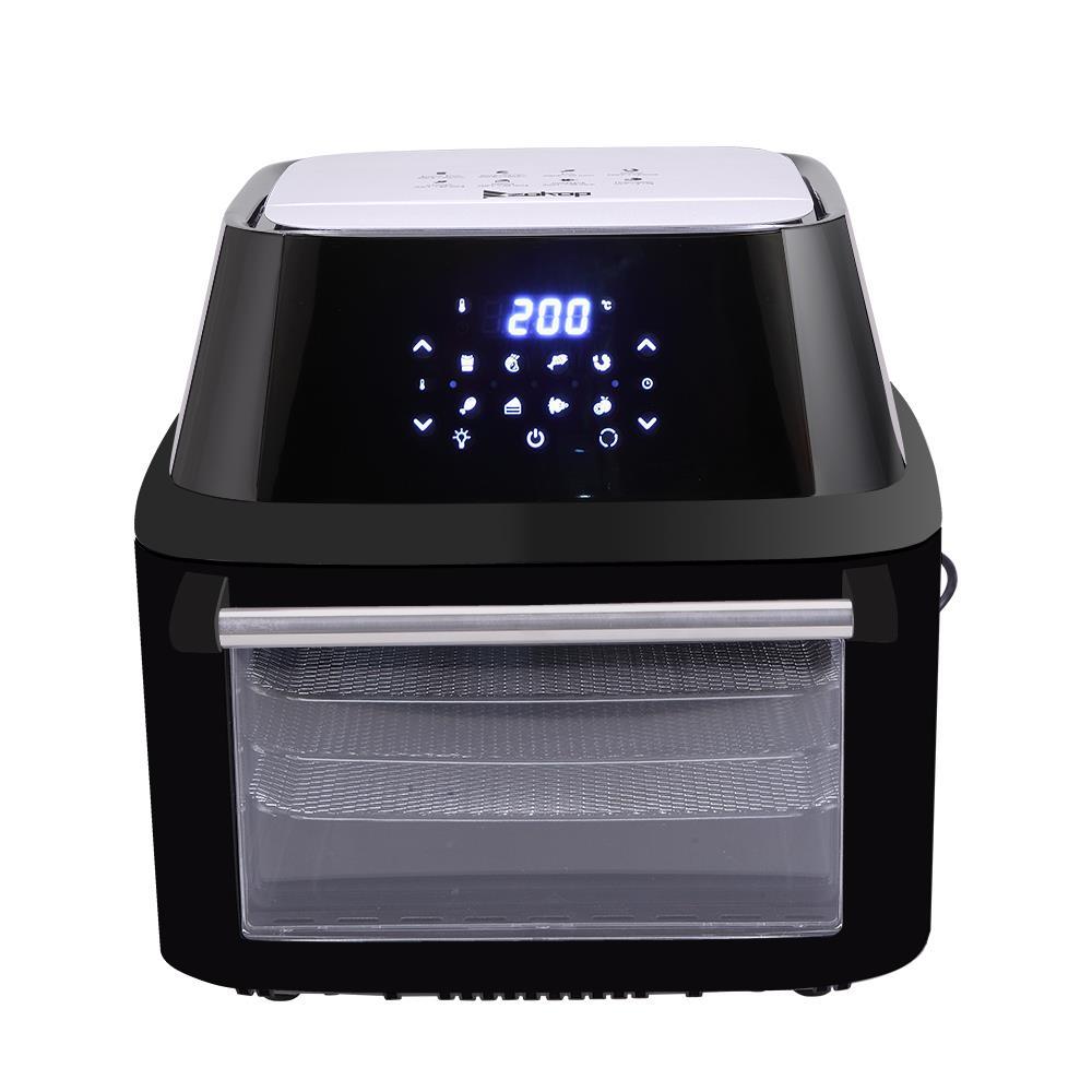 Zokop 16 9qt Digital Air Fryer Oven Large Cooking Capacity