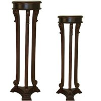 Chopin Wood Plant Stand