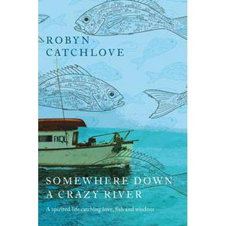 Somewhere Down a Crazy River - eBook