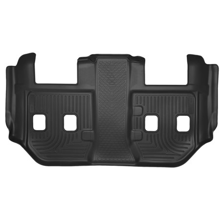 Xl 2nd Seat - Husky Liners 3rd Seat Floor Liner Fits 15-18 Suburban/Yukon XL - 2nd Bucket Seat