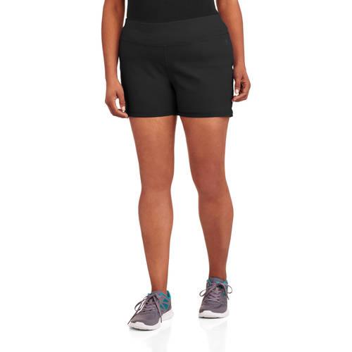 Danskin Now Women's Plus - Size 3 Inseam Compression Shorts