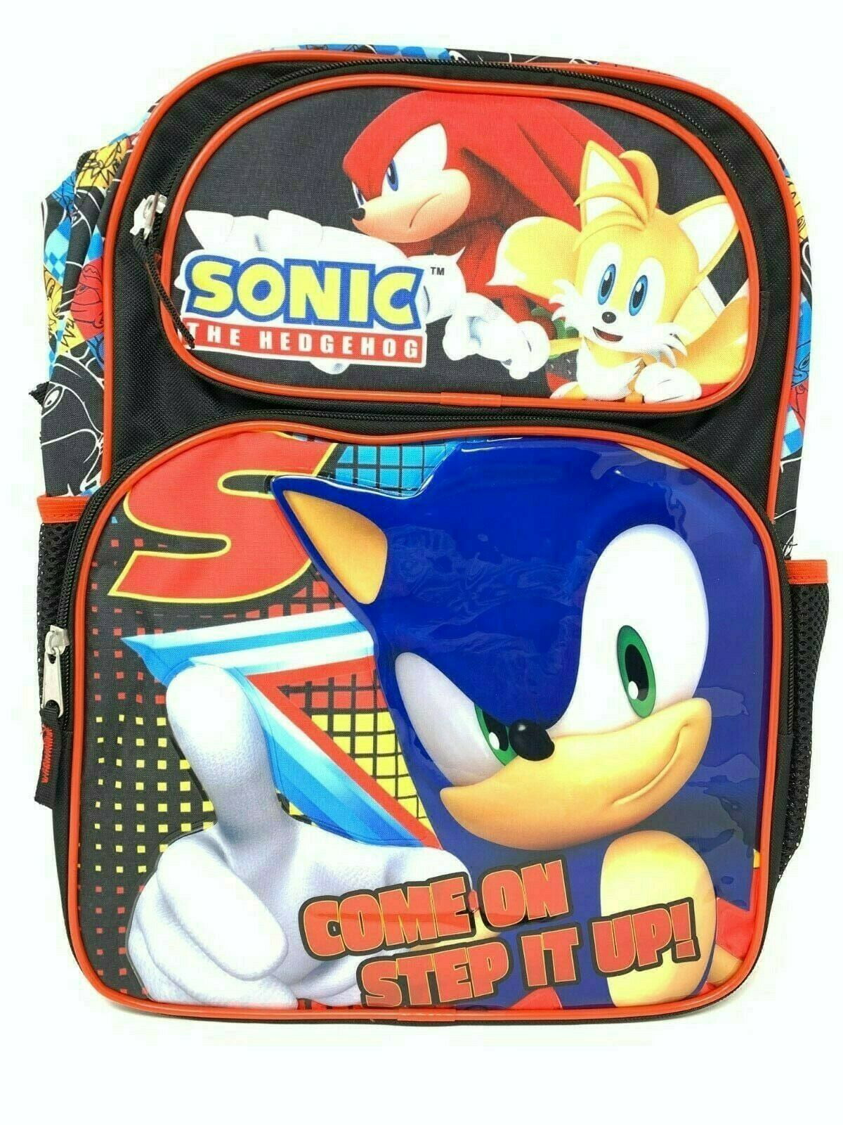 Sonic The Hedgehog Large 16