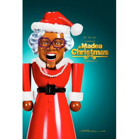 Tyler Perry's A Madea Christmas (2013) 11x17 Movie Poster ()